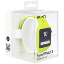 Sony Smartwatch 3 SWR50 Sport - NFC bluetooth тъч часовник за Android смартфони (жълт) 2