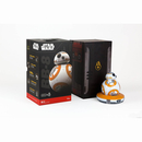 Orbotix Sphero BB-8 Droid - управляем дроид BB-8 от Star Wars The Force Awakens + Force Band за управление на дроида 3