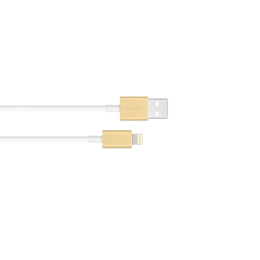 Moshi Lightning to USB Cable 100 cm (gold)