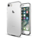 Spigen Neo Hybrid Case Crystal for iPhone 7 (clear-silver)