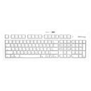 Matias USB 2.0 Keyboard - първата в света клавиатура с USB 2.0 док + мишка