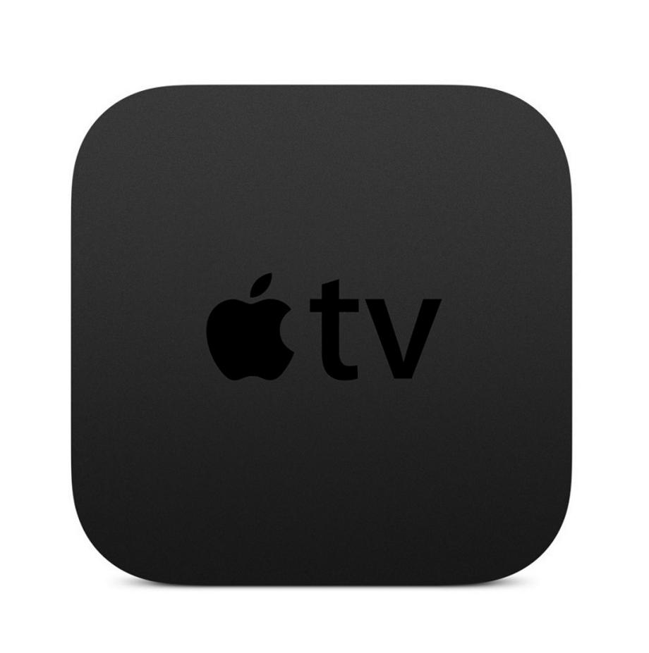 Apple TV 4th gen (2015) 64GB (refurbished) (Siri Remote not included)