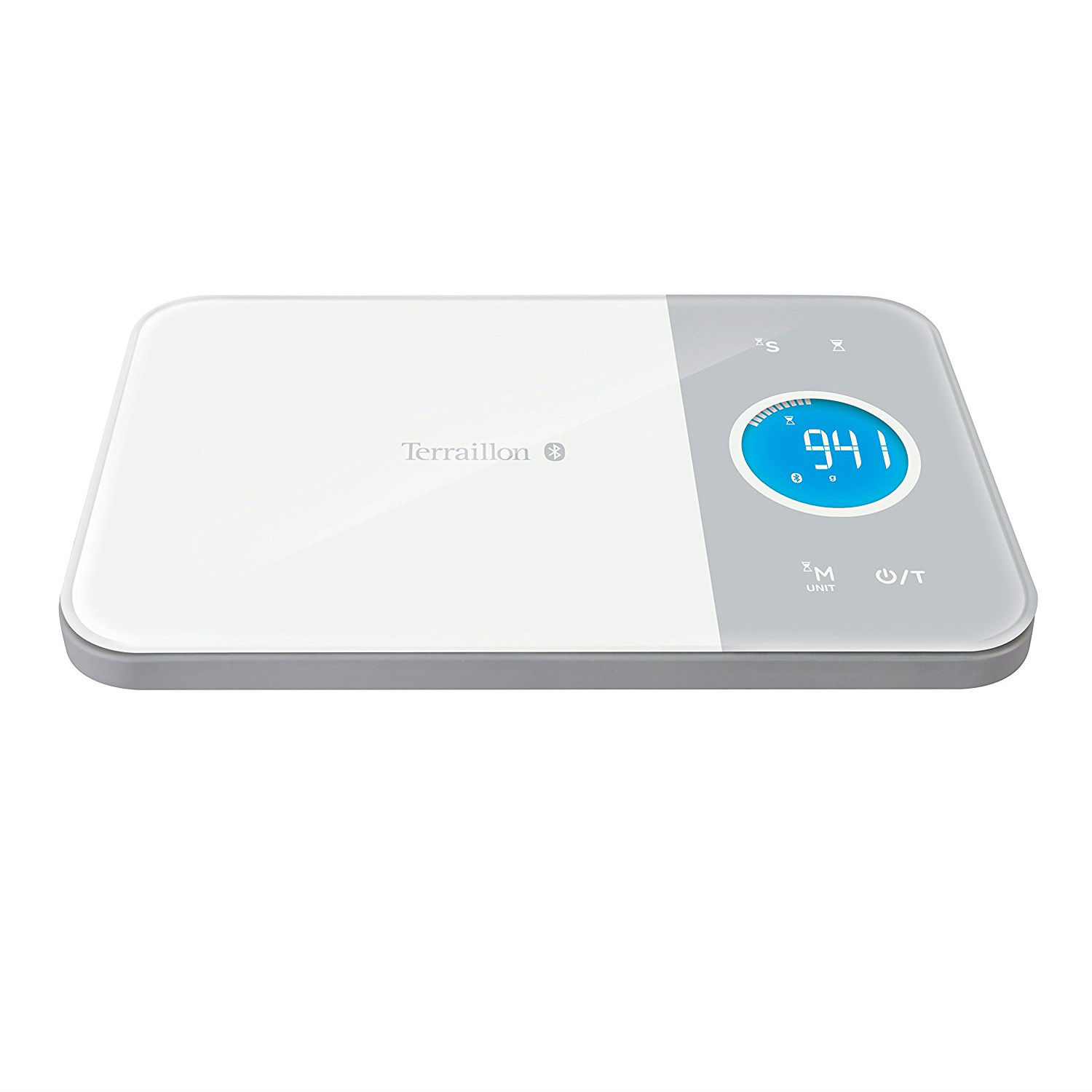 Terraillon Nutritab Connected Nutricional Kitchen Scale (white)