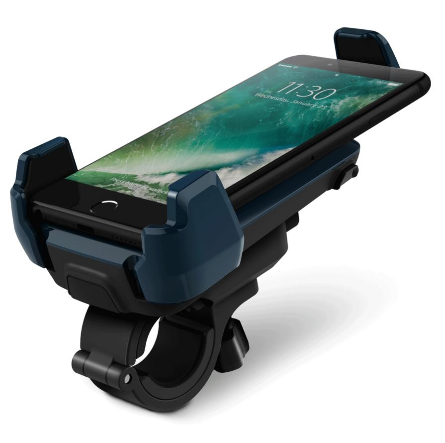 iOttie Active Edge Bike Mount for iPhone & Smartphones - Indigo Blue