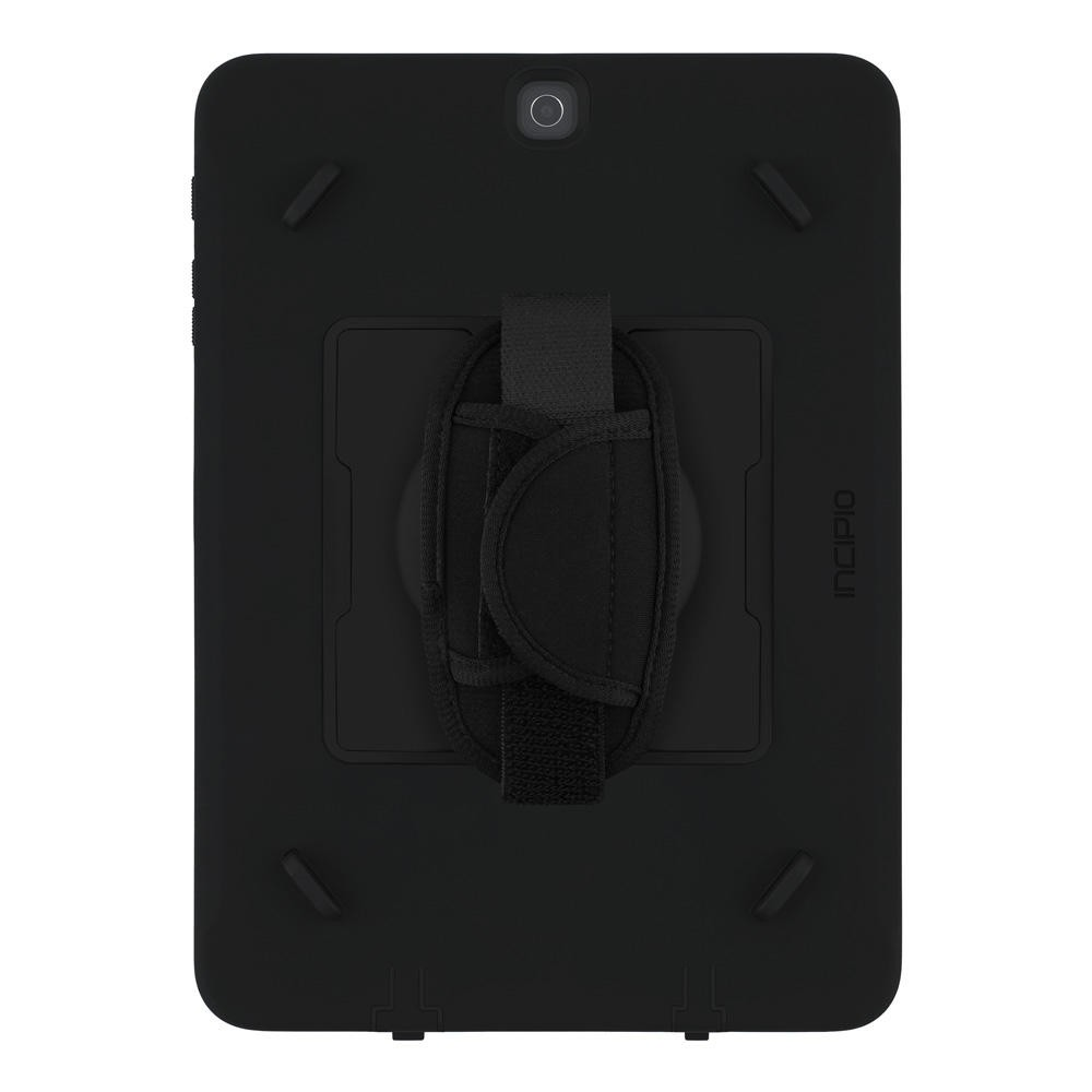 quite nice 91b3e 3473f Incipio Capture Rugged Case with Handstrap - удароустойчив хибриден кейс за  for Samsung Galaxy Tab S2 9.7 (черен)