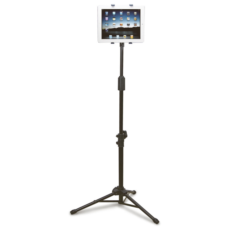 Logic3 Universal Folding Tripod Tablet Stand - сгъваема поставка трипод за iPad, Galaxy Tab и таблети до 13 инча