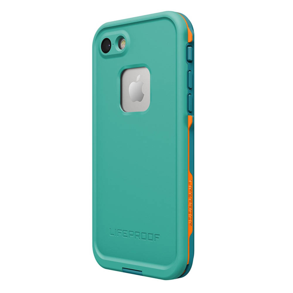 Lifeproof Iphone 5c - Lifeproof fre touch id case for iphone 8 iphone 7 teal