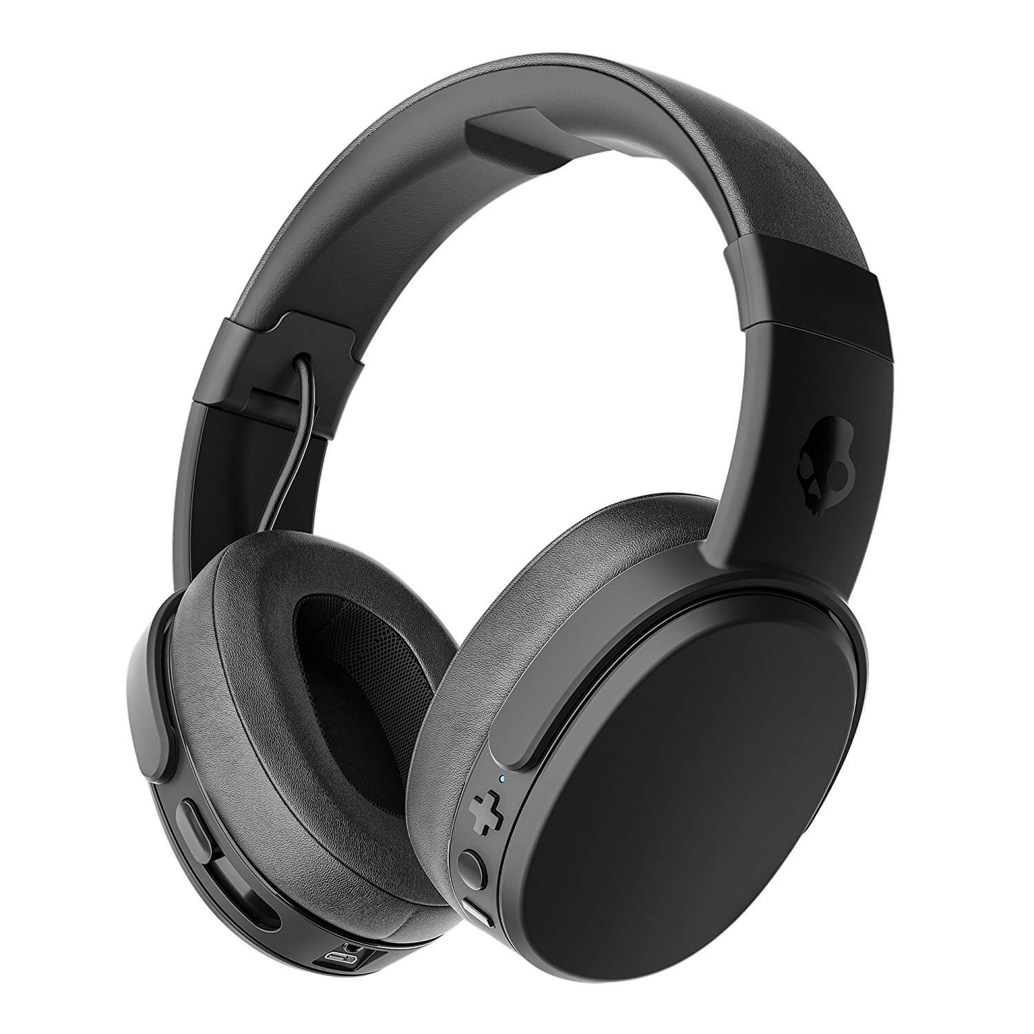 skullcandy crusher wireless bluetooth over ear headphone. Black Bedroom Furniture Sets. Home Design Ideas