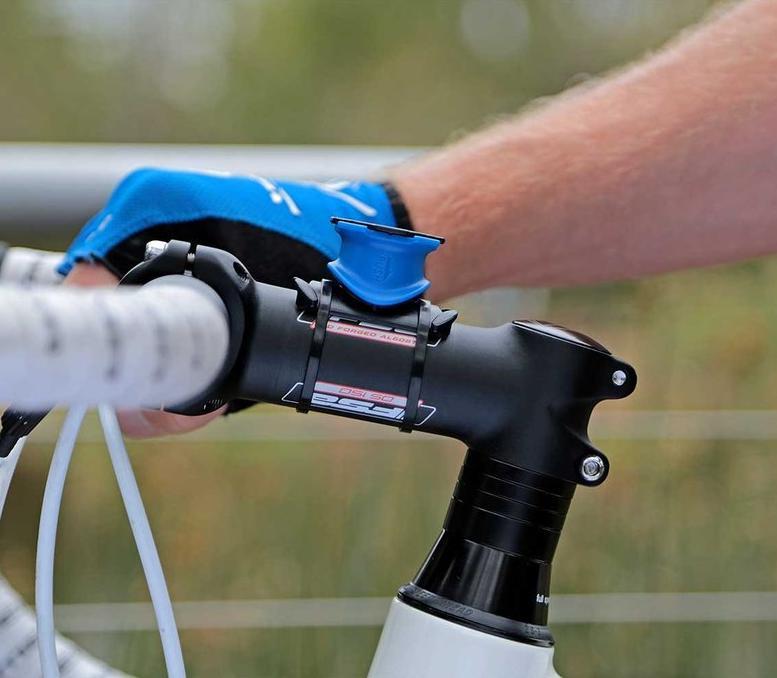 buy popular 14a1a 95f63 Quad Lock Bike Kit - уникална поставка с кейс и водоустойчив кейс за  велосипед за iPhone 8, iPhone ...