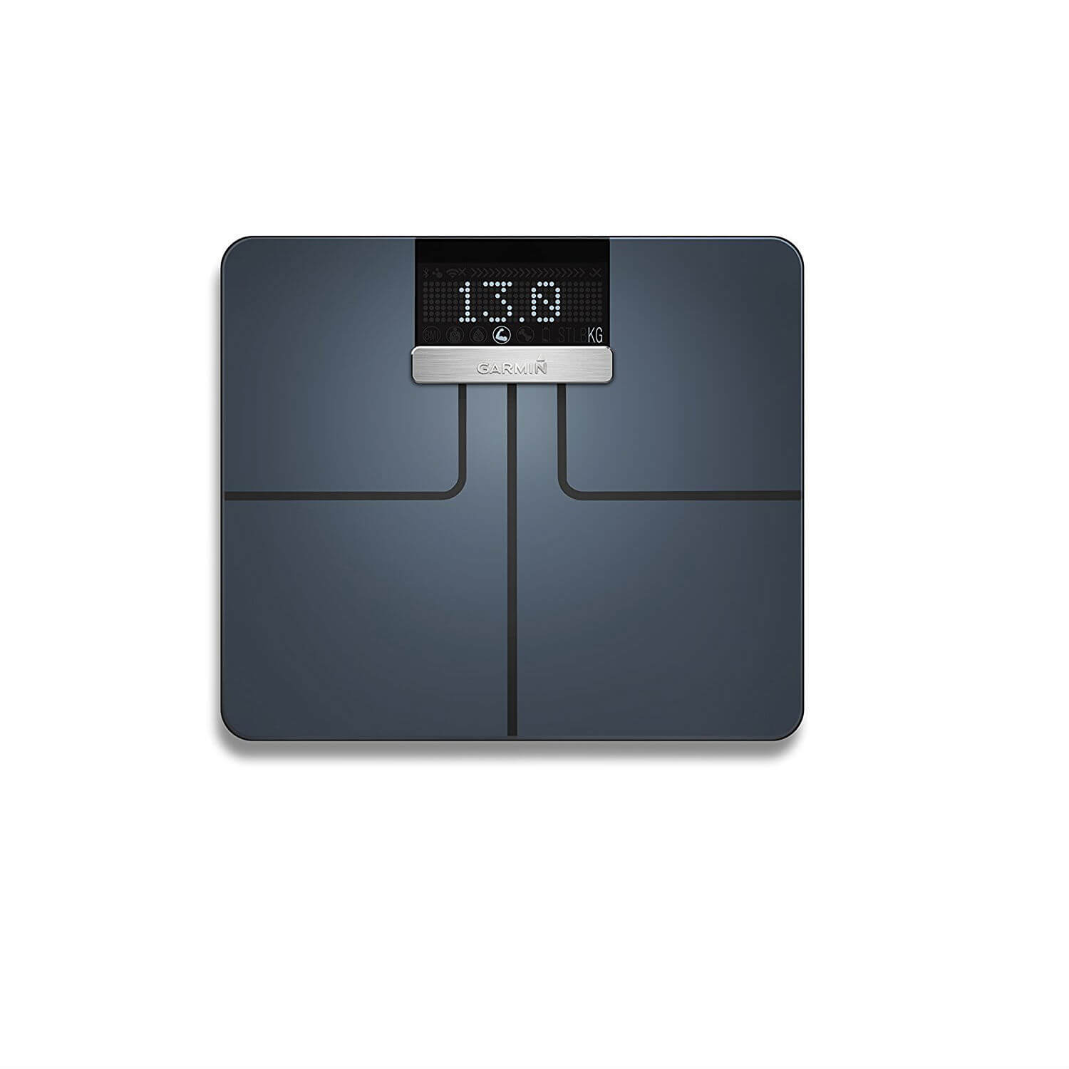 Garmin Index Smart Scale - Smart Scale with Connected Features (black)
