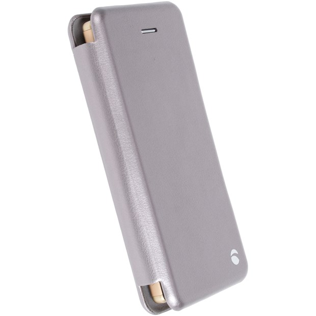 Krusell Orsa Folio Case 4XL for smartphones up to 5.5 in. (silver)