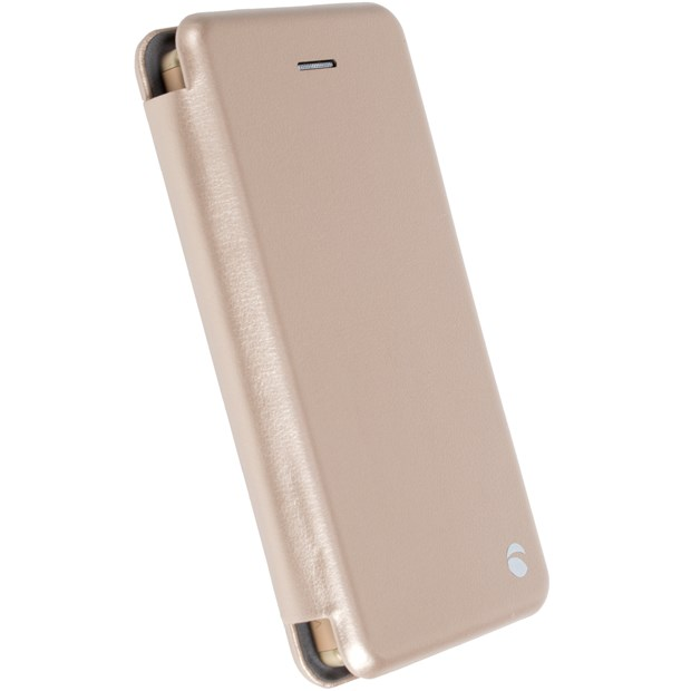 Krusell Orsa Folio Case 4XL for smartphones up to 5.5 in. (gold)