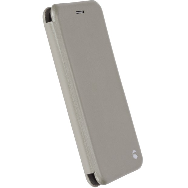 Krusell Orsa Folio Case 5XL for smartphones up to 6.3 in. (silver)
