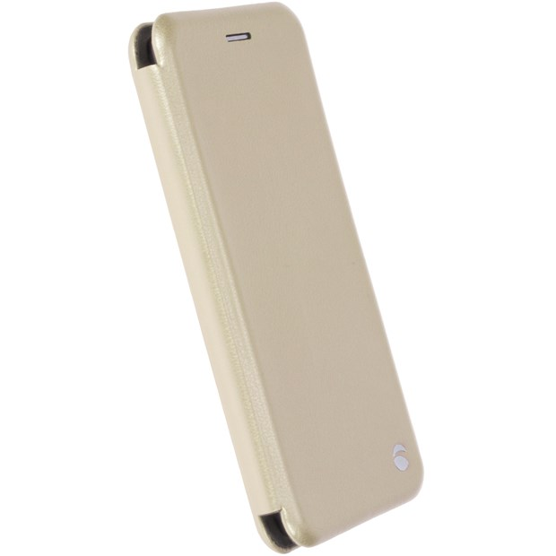 Krusell Orsa Folio Case 5XL for smartphones up to 6.3 in. (gold)
