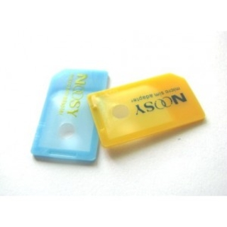 Noosy Micro SIM Adapter for iPhone 4 and iPad (1 piece)