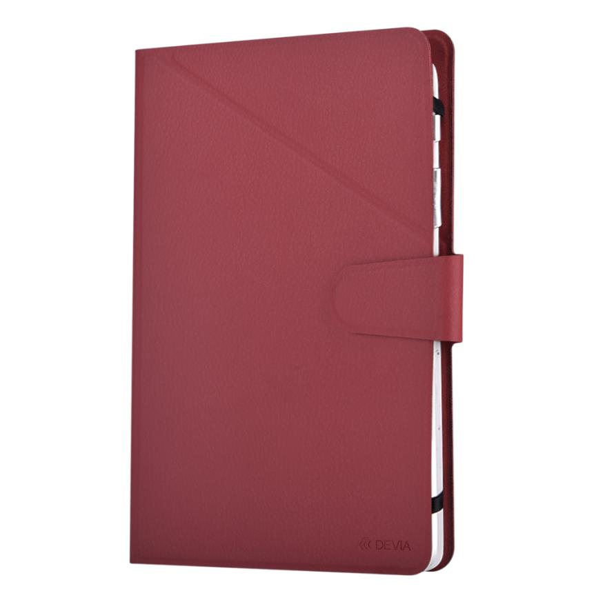 Devia Flexy Universal Case for tablets up to 8 in. (red)