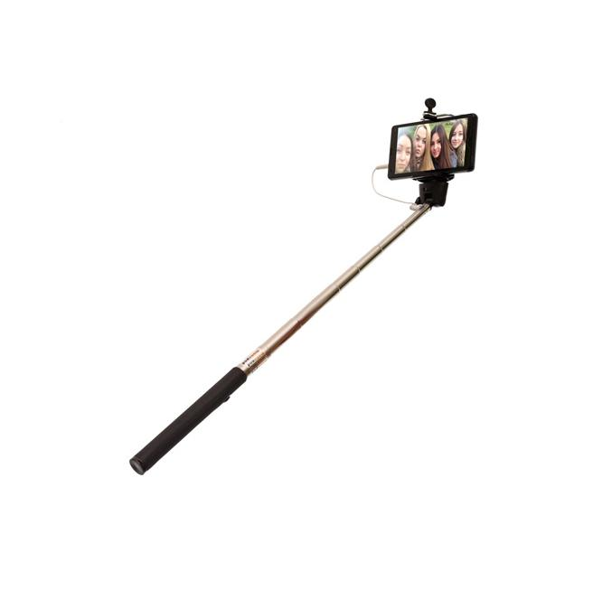 Huawei Selfie Stick AF11 with cable (black-gold)