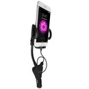 Macally Car Phone Holder for mobile devices up to 9 cm width