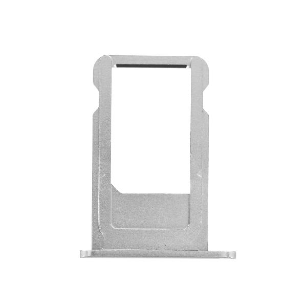 Apple iPhone Sim Tray - оригинална резервна поставка за сим картата на iPhone 6S, 6S Plus (тъмносив)