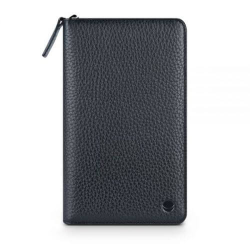 Beyzacases Wallet Leather Universal Case for smartphones up to 6 inches