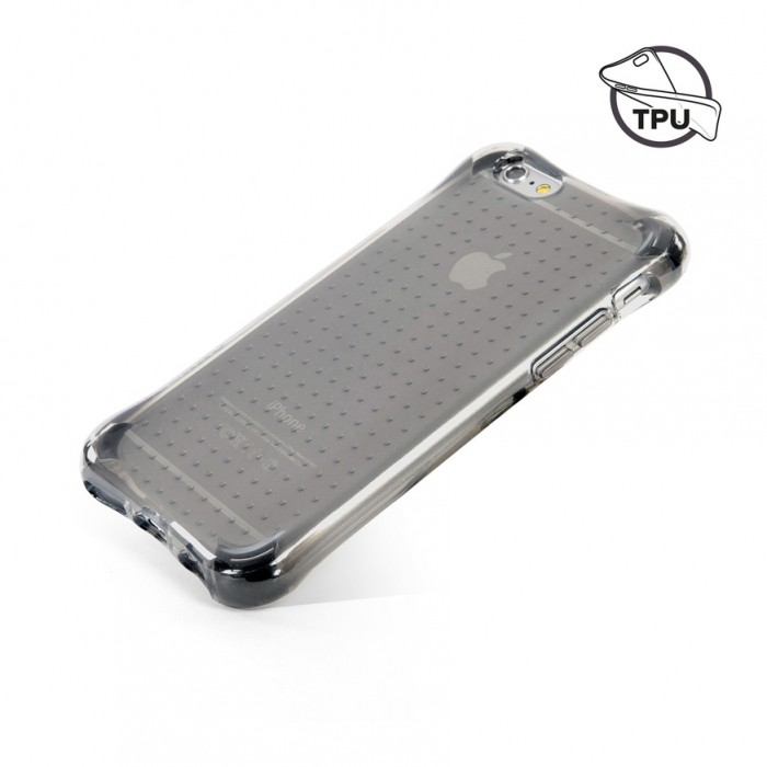 Tucano Tosto Snap TPU Case for iPhone 6S, iPhone 6 (clear)