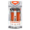 Whoosh Pocket Screen Shine Pocket Sprayer with antimicrobial microfiber cloth 8ml