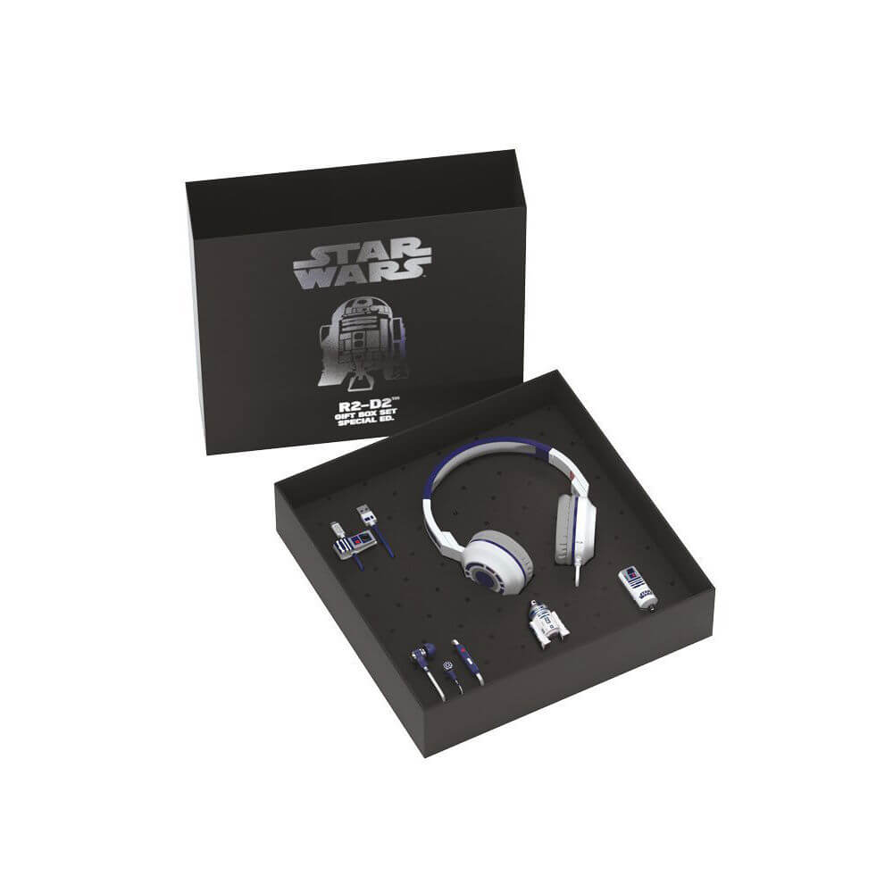 Star Wars Gift Box Ideas Tribe Headphones Batman R2d2 Giftbox Dice Bg