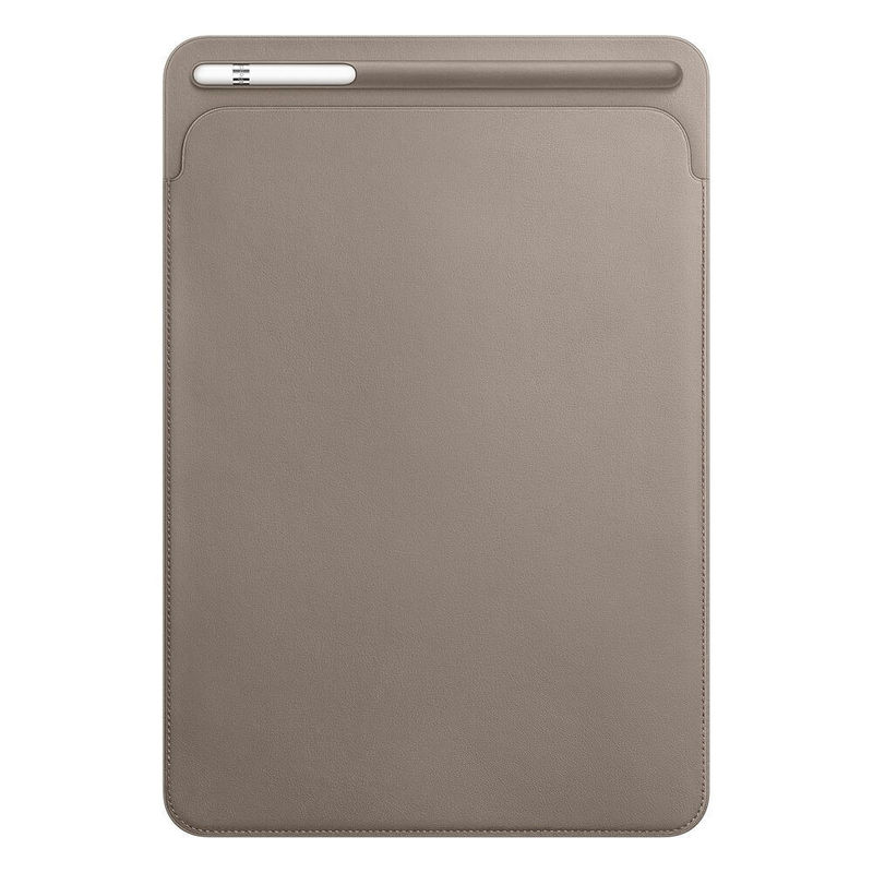 Apple Leather Sleeve for 10.5‑inch iPad Pro - Taupe