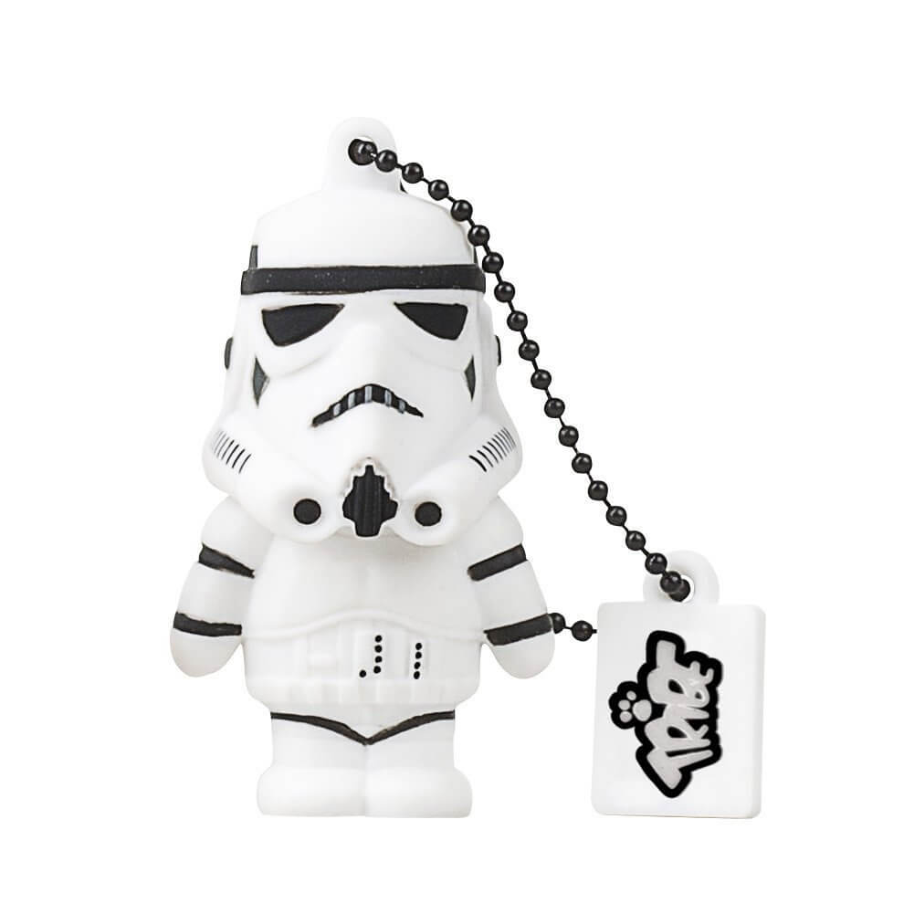 USB Tribe Star Wars Stormtrooper USB Flash Drive 16GB - USB флаш памет 16GB