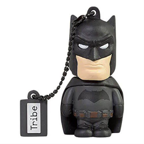 USB Tribe DC Comics Batman USB Flash Drive 16GB - USB флаш памет 16GB