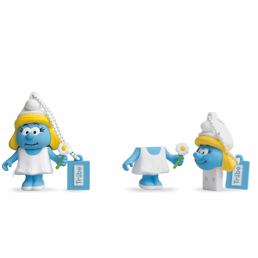 USB Tribe Smurfs Smurfette USB Flash Drive 16GB - Flash Drive 16GB