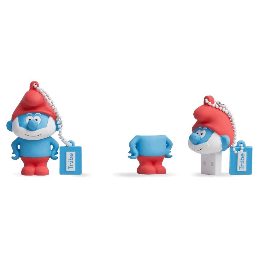 USB Tribe Smurfs Papa Smurf USB Flash Drive 16GB - USB флаш памет 16GB