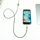 Fuse Chicken Rivet Charge - здрав магнитен Lightning кабел за iPhone, iPad, iPod с Lightning (1 метър)