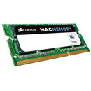 Corsair DDR3L, 1600MHz 16GB (2 x 8GB) 204 SODIMM 1.35V, Apple Qualified, Unbuffered - памет за MacBook® Pro, iMac® и Mac mini