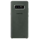 Samsung Alcantara Cover EF-XN950AK for Galaxy Note 8 (khaki)