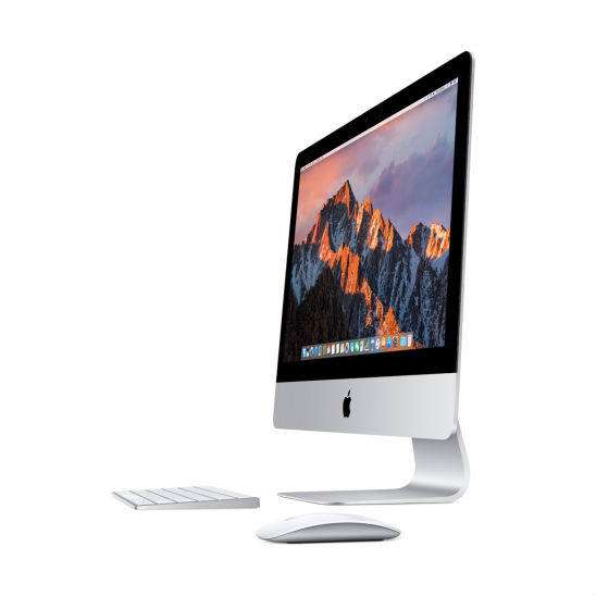 Apple iMac 21.5 ин., Dual-Core i5 2.3GHz/8GB/1TB/Intel Iris Plus Graphics 640 (модел 2017)