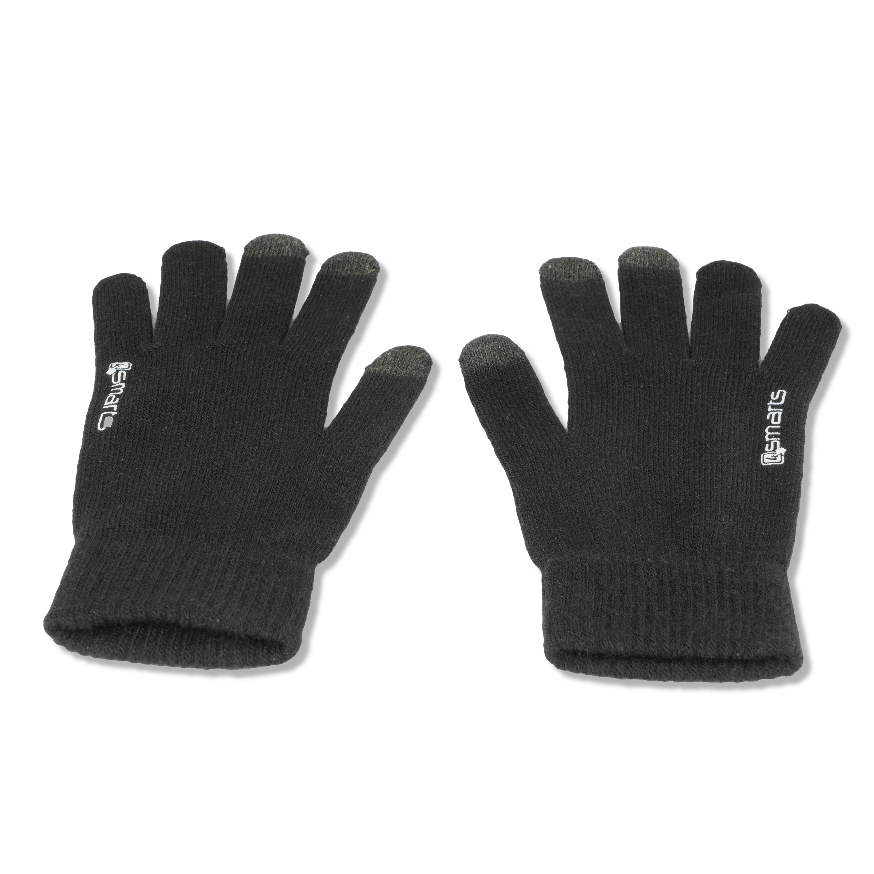 4smarts Winter Gloves Touch Unisex Size S/M - зимни ръкавици за тъч екрани S/M размер (черен)