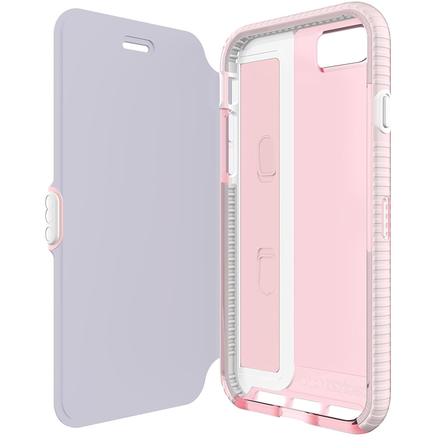 coque rose pale iphone 8 plus