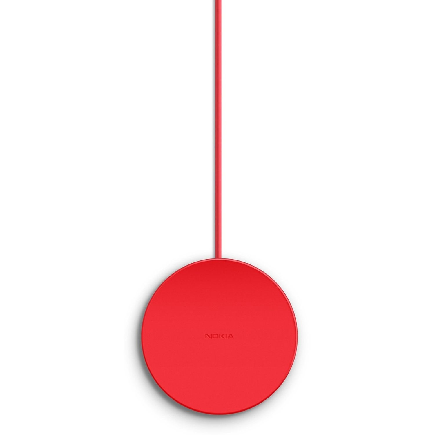 Nokia Induction Wireless Charging Pad DT-601 (red)