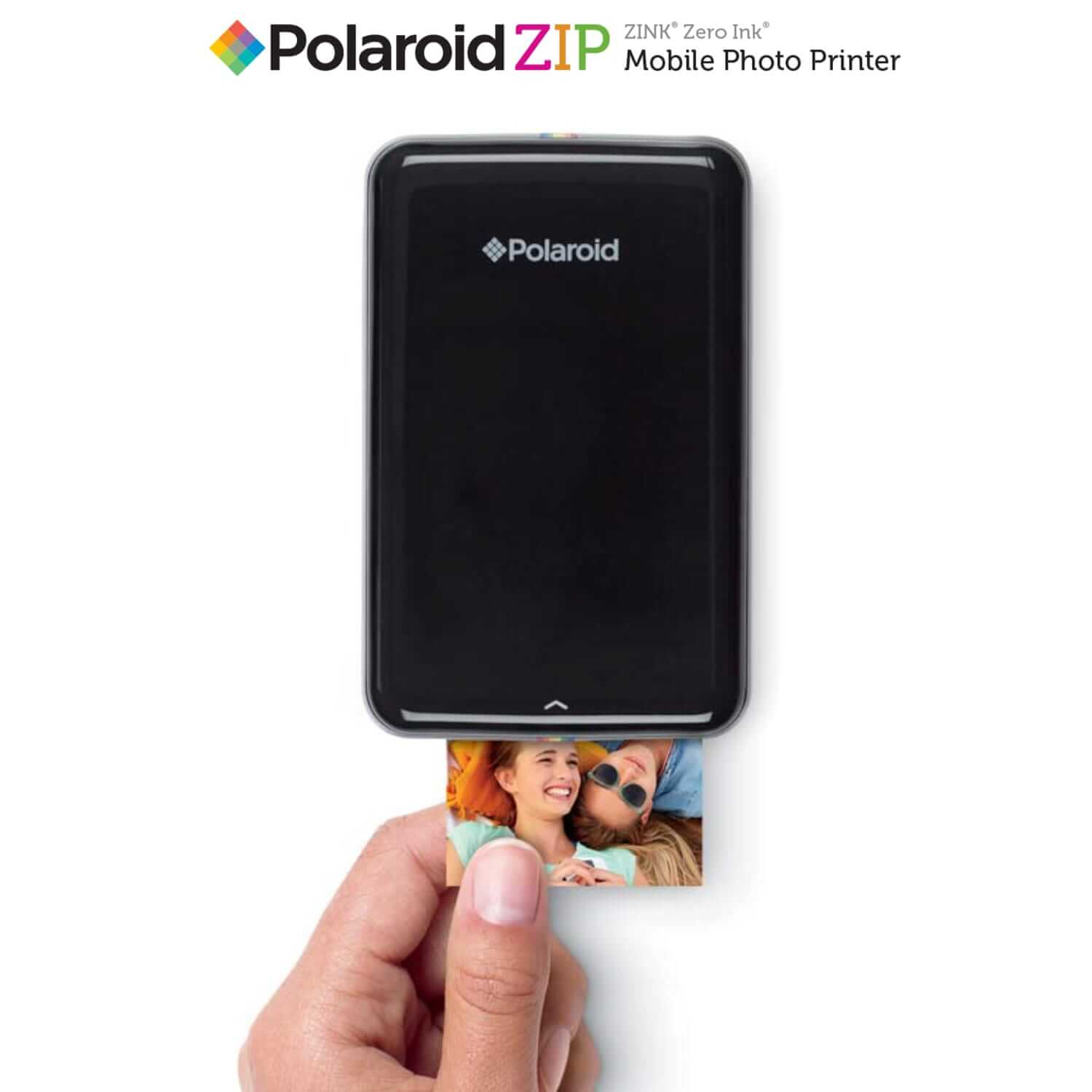 Polaroid ZIP Instant Photoprinter - Black