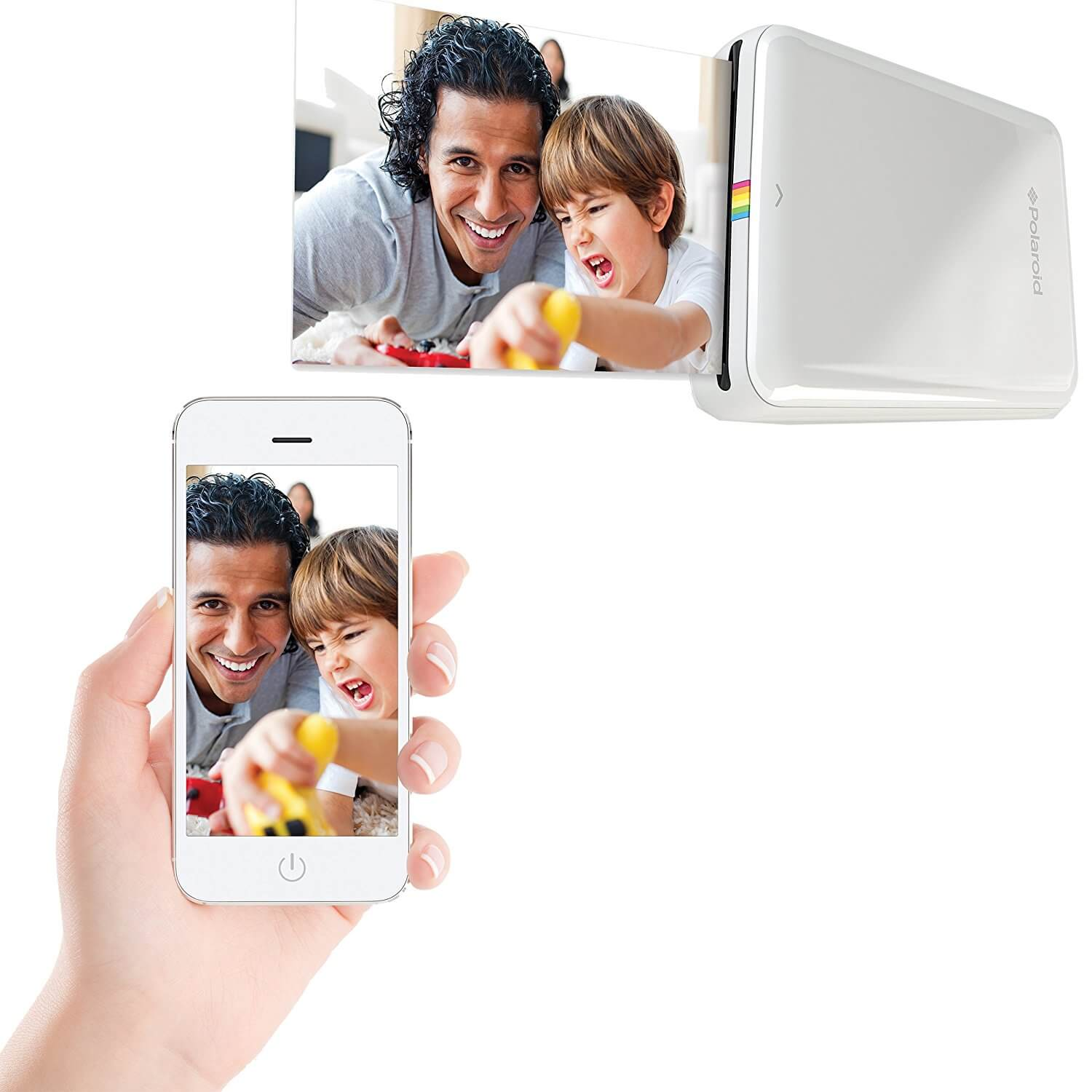 IPhone Secrets and iPad Secrets and iPod Touch Secrets Bluetooth photo printer iphone