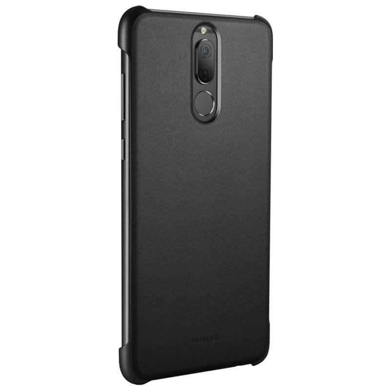Huawei Protective Case - оригинален поликарбонатов кейс за Huawei Mate 10 Lite (черен)