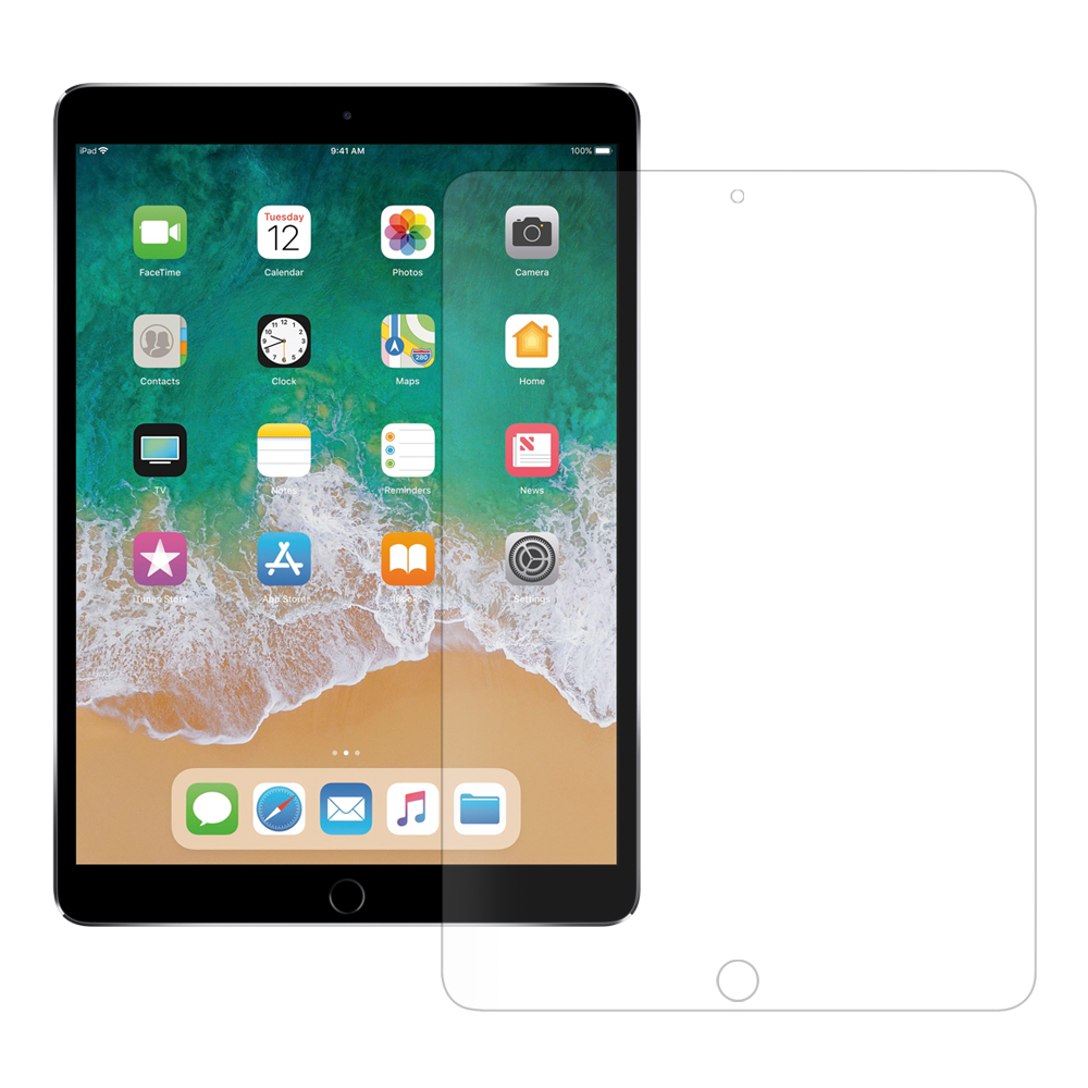 Eiger Tempered Glass Protector 2.5D for iPad 7 (2019), iPad Air 3 (2019), iPad Pro 10.5 (2017)