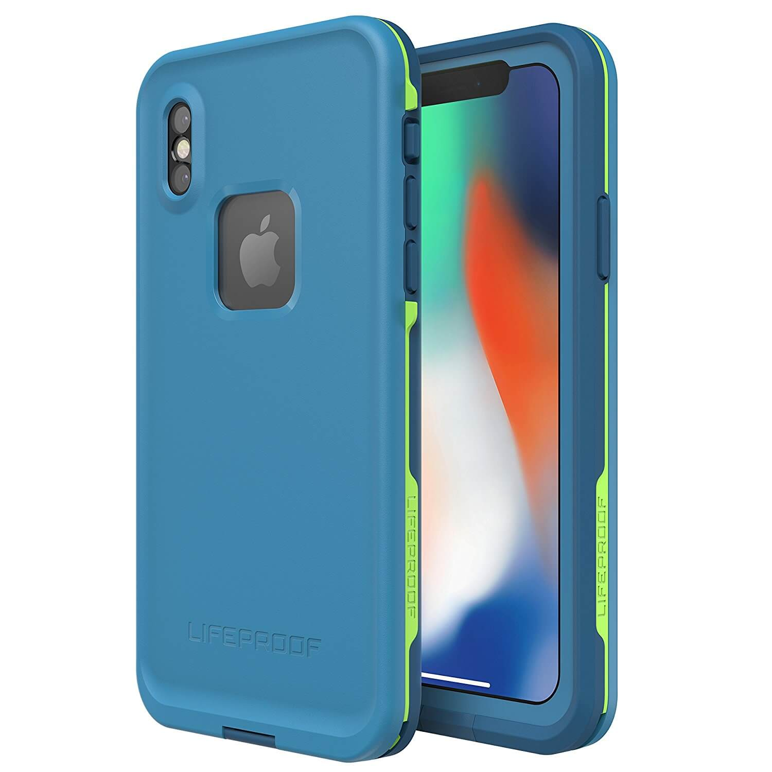 LifeProof Fre case for iPhone XS, iPhone X (banzai)
