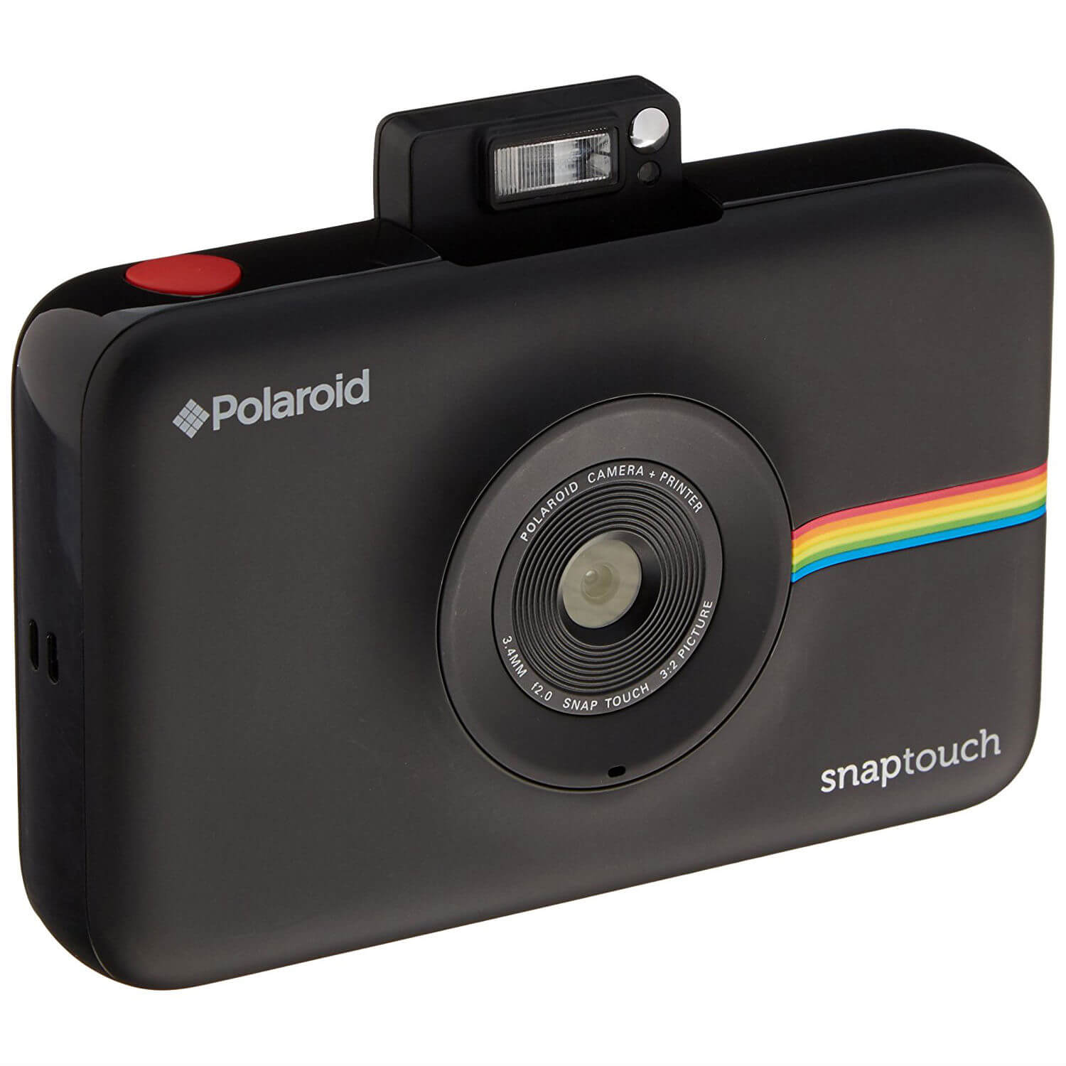 Polaroid Snap Touch Instant Print Digital Camera Black