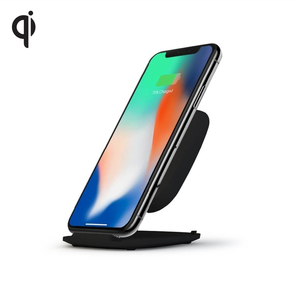 Zens Ultra Fast Wireless Charger Stand 15W with Power Supply (EU) ZESC07B/00