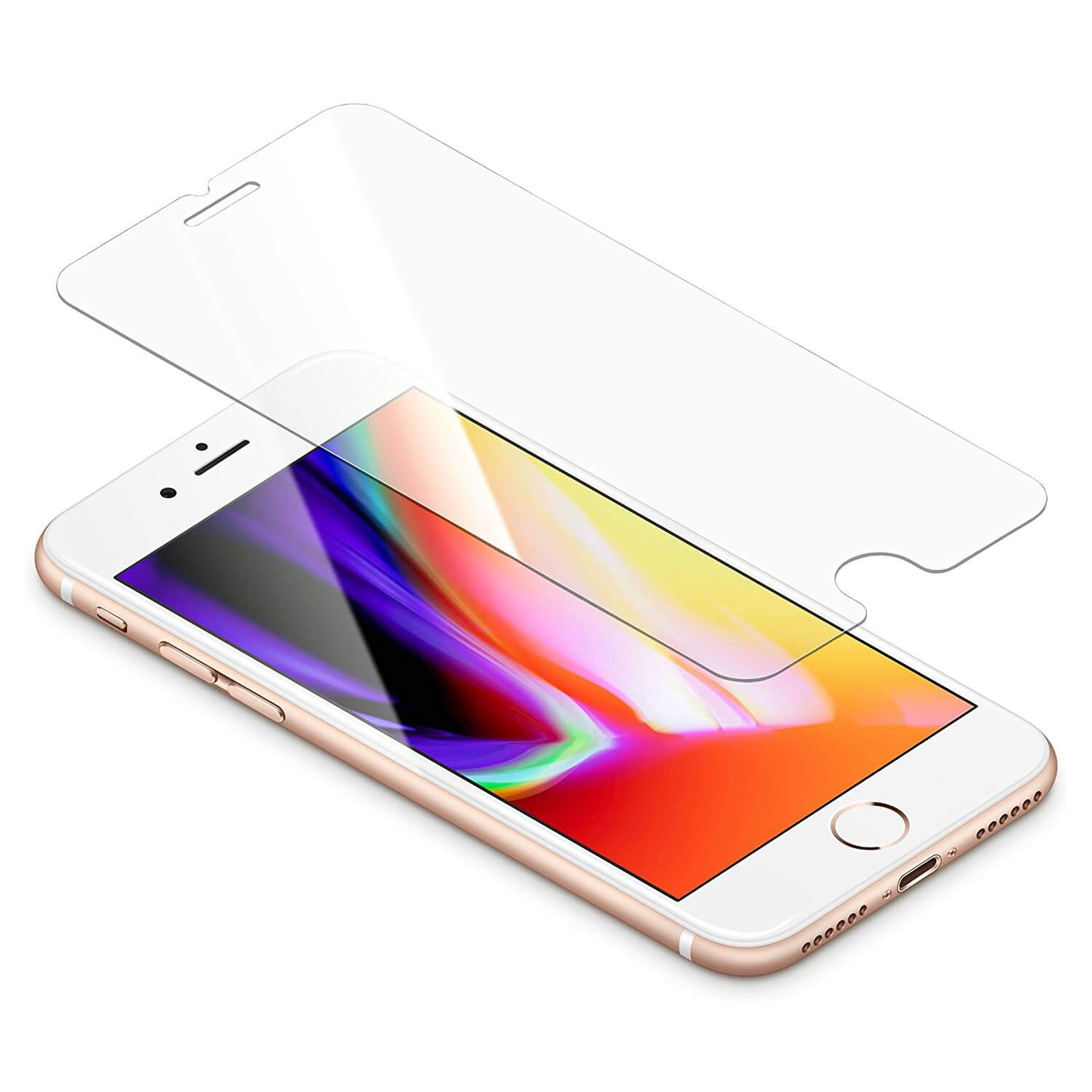 Torrii BodyGlass 2.5D Glass for iPhone 8, iPhone 7, iPhone 6S, iPhone 6 (clear)