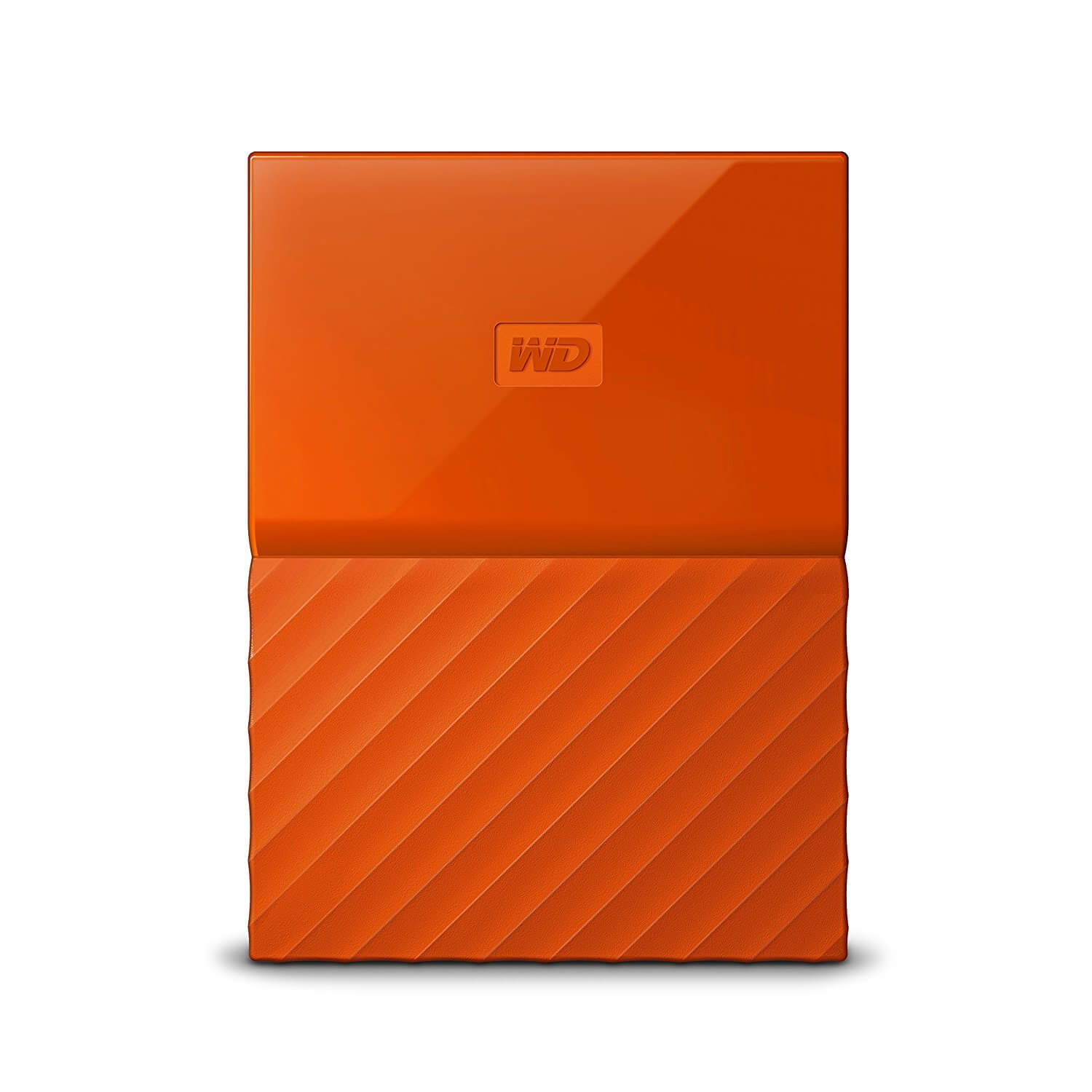 Western Digital MyPassport HDD 4TB USB 3.0 - orange