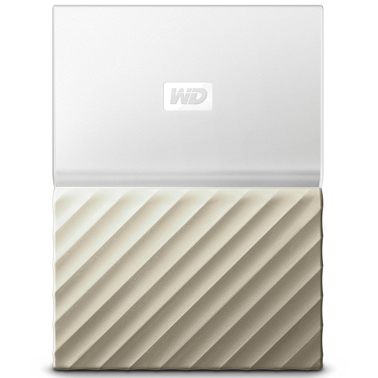 Western Digital MyPassport Ultra HDD 2TB USB 3.0 - gold