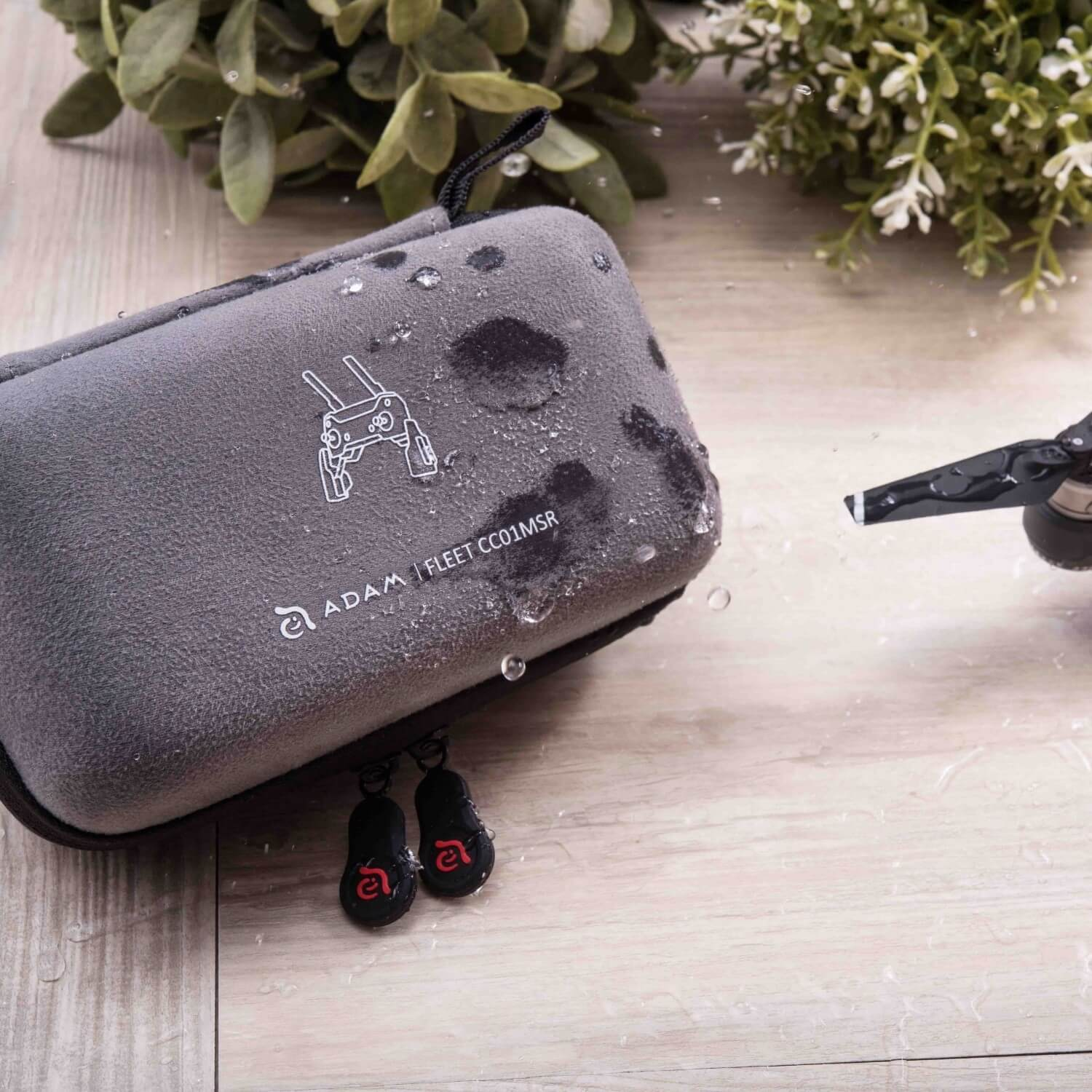 Adam elements Fleet carrying Hardshell case for Mavic pro /& Remote Controller